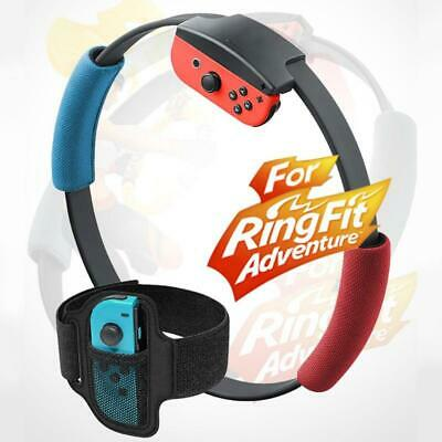Ring Fit Adventure Nintendo Switch Game Fitness Sensor-BRAND NEW hot