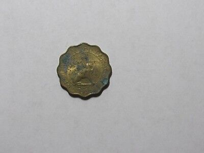 Old Paraguay Coin - 1953 50 Centimos - Circulated