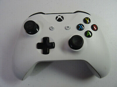 Microsoft Xbox One Wireless Controller White - Used - Tested