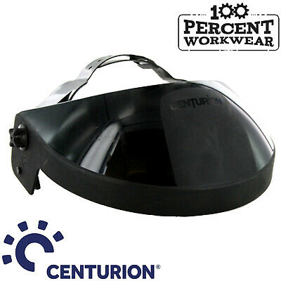 1 x Centurion S89 Safety Browguard Brow Guard Only For Face Shield Visor Screen