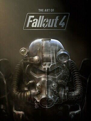 The Art of Fallout 4 HARDCOVER 2015 by Bethesda Softworks