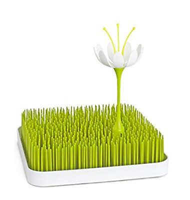 Boon grass drying track and stem drying rack