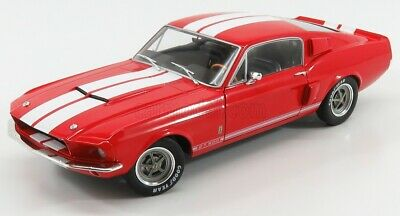 1/18 Solido - Ford Usa - Mustang Shelby Gt500 Coupe 1967