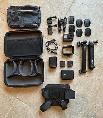 GoPro HERO7 Black + a BUNCH of Extras! - Barely Used