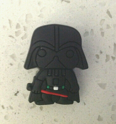 Star Wars Darth Vader Charm for Crocs Shoes Jibbitz Wristband