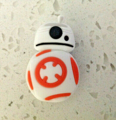 Star Wars BB8 Charm for Crocs Shoes Jibbitz Wristband