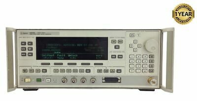 Agilent HP 83650A 50GHz Synthesized Sweep Signal Generator w/ Options 004/008