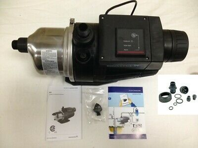 GRUNDFOS MQ3-45 Pressure Booster Pump 115V 60Hz 1HP & MQ fitting kit 96634763