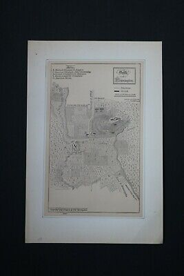 Three Maps From 1876 H. B. Carrington's Battles of the American Revolution