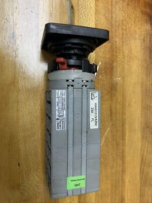 Sontheimer Waw1013/8Zm 3-Position Harness Control Switch  B200