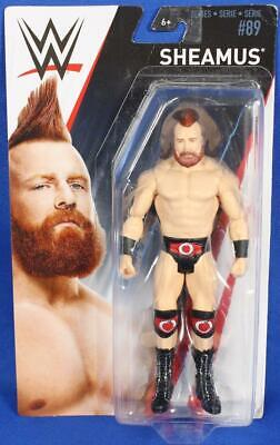 Mattel WWE Series #89 Sheamus 6-inch Wrestling Action Figure