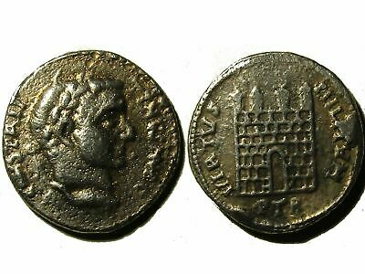 ROMAN SILVER SILIQUA OF CONSTANTINE i THE GREAT (306-337 BC)!!!