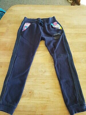 Girls Age 8-9 Pineapple Joggers
