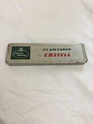 AW Faber Pencil Box Used Lot#827