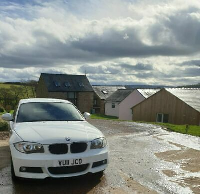 BMW 118D M sport coupe 1series