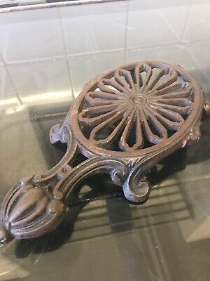 Antique Cast Iron Trivet Stand