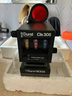Durst M305 Colour Enlarger & CLS305