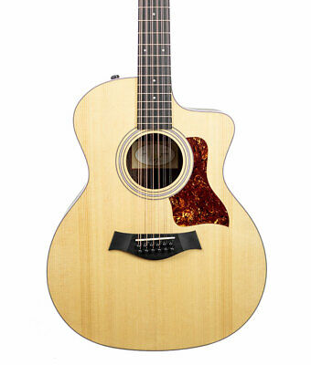 Taylor 254ce 12-String Acoustic-Electric Guitar, Sitka/Rosewood