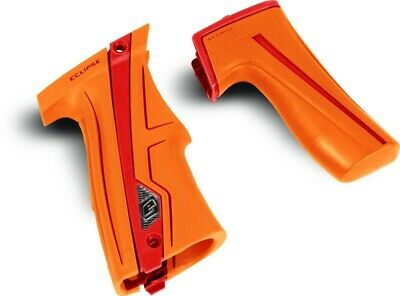 Planet Eclipse GEO CS1/CS1.5/CSR grip kit orange / red