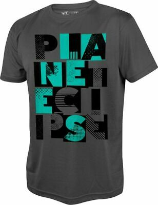 T-Shirt Planet Mens Pro-Formance Lanes grey