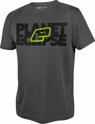 T-Shirt Planet Mens Pro-Formance Blok grey