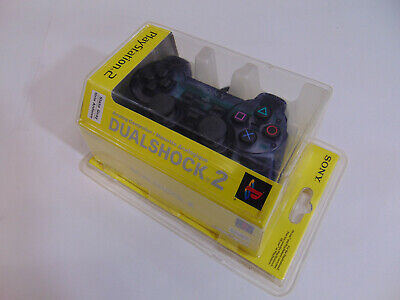 Rare Dual Shock 2 Controller Oem Playstation 2 Ps2 Sealed Package New