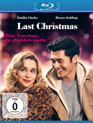 Last Christmas (BR) Min: 103DD5.1WS - Universal Picture  - (Blu-ray Video / Roma