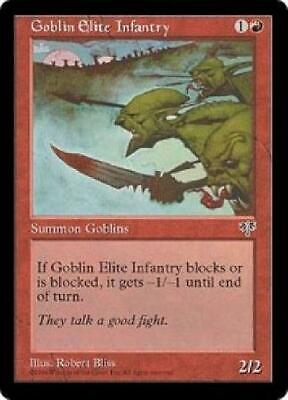 Mirage Goblin Soothsayer NM x1 MTG Magic The Gathering