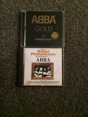 Abba Gold Greatest Hits Special Edition And The Royal Philharmonic Orchestra