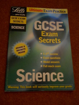Letts GCSE Exam Secrets Science