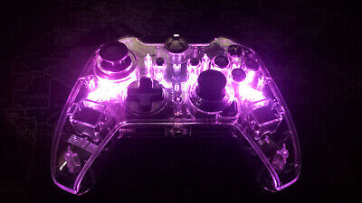 PDP Afterglow Wired Xbox One & PC Controller RGB Prismatic V2 Edition(Boxed)6