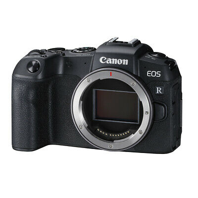 CANON EOS RP FULL FRAME MIRRORLESS CAMERA BODY Damaged Box