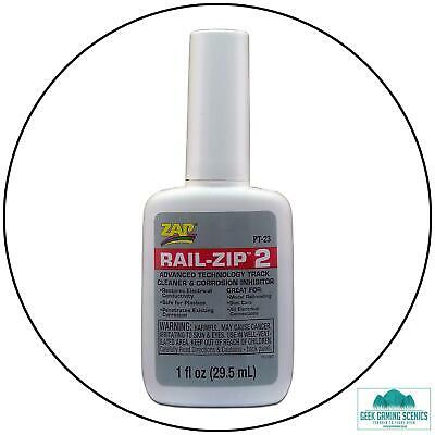 Zap 1oz Rail Zip Track Cleaner PT23