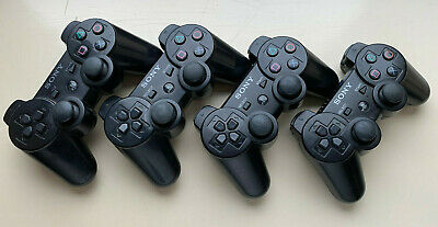 3x Dual Shock PS3 controllers + Six Axis controller CECHZC2E