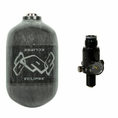 HPA System 4500 Psi Planet Eclipse black 1,1l  with Protoyz Regulator