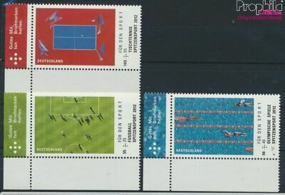 FRD (FR.Germany) 2924-2926 (complete issue) unmounted mint / never hin (9272623