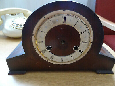 Vintage Clock For Spare Repair Parts