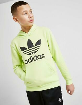 New adidas Originals Boys' Adicolor Overhead Hoodie
