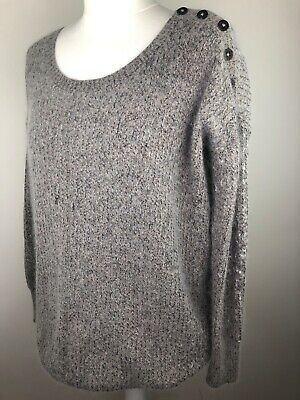 ALL SAINTS OVERSIZED Size 8 Knitted
