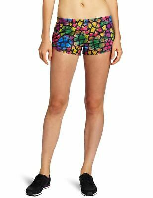 NEW Soffe Low Rise Printed Mesh Short 461VPR