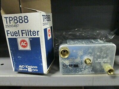 ACDelco TP888 Diesel Fuel Filter GM Products 1978-84  #25010487