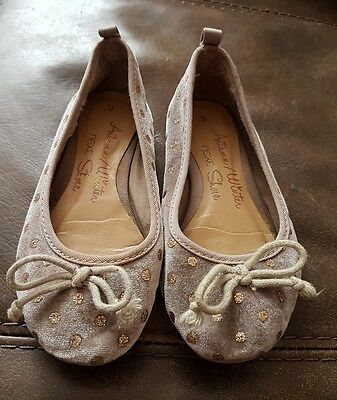 Next girls party shoes size 9