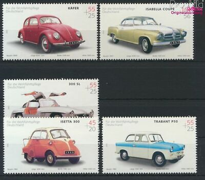 FRD (FR.Germany) 2289-2293 (complete issue) unmounted mint / never hin (9282809