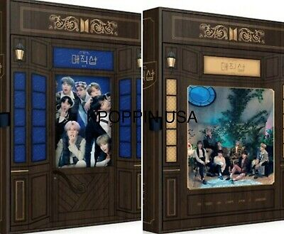 Bts 5Th Muster Magic Shop Dvd Blu-Ray (Select) +Gift+Insured! [Kpoppin Usa]