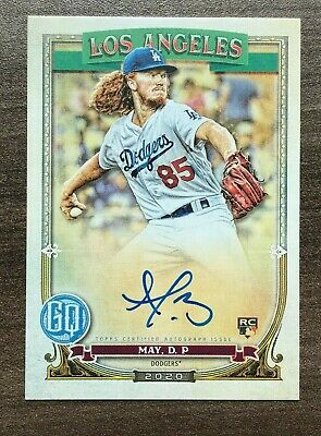 2020 Topps Gypsy Queen Base Card Autographs ~ Pick your Card