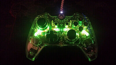 PDP Afterglow Wired Xbox One & PC Controller RGB Prismatic V2 Edition(Boxed)21