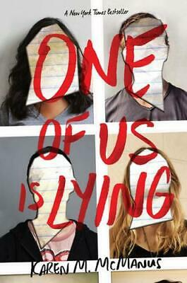 One of Us Is Lying by Karen M. McManus (author)