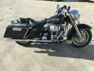Harley Davidson Roadking Road King 01/1999Mdl Clear Title Project Make An Offer