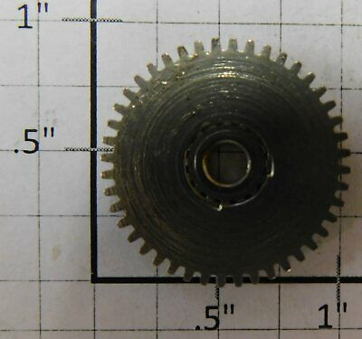 Lionel 262E-26 12-Tooth Pinion Gear for Knurled shaft