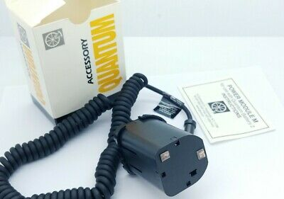 Quantum PM-M MM Power Cable Module for Metz 45 Series Flash / Hasselblad 4504